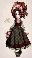 Fallene's Travel Dress by Seitou