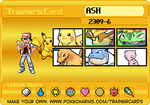 Pokemon Yellow: My Final Team by LadySesshy