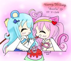 Happy Birthday Rosia by kobnokkala