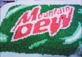 Mountain Dew Cake by Itsuka