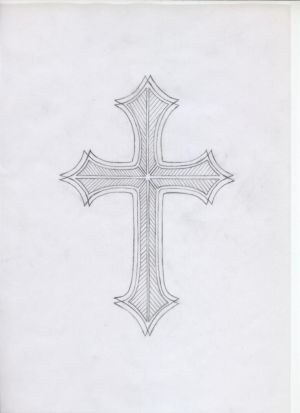 Free Tattoo Designs Cross