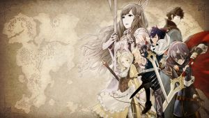 Fire Emblem Awakening Wallpaper 1 by Casval-Lem-Daikun