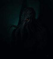 Cthulhu by Callthistragedy1