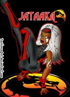 Jataaka Entry for MK Project by DeVanceArt