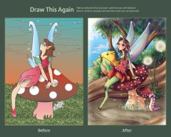 .:+Draw this again Contest+:. by pichigani