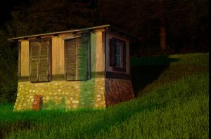 Day 118: Little House by alex10819