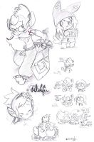 Wakfu Doodles *Spoilers Special Episode* by LeniProduction