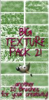 GIMP Texture-Brush Set2 by Chrisdesign