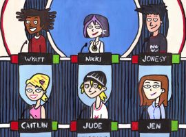 6teen on Match Game by DJgames