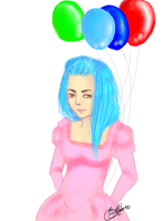 balloonlady for XxXEVilRikaXxX by breathless-hope