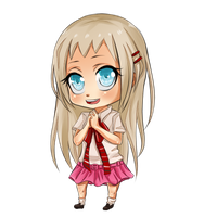 2 Chibi Commision for Kirathis-Chan by Wosda