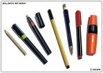 pens pencils and markers by masseva