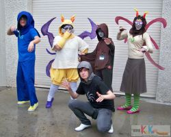 god tiers anime conji 2012 by BroFistCosplay