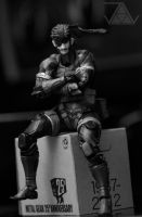 Snake is pissed! by PlasticSparkPhotos