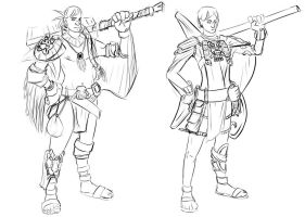 Indie indios concept 01 by Rhesyuzz