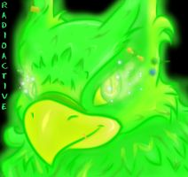 Radioactive ~glowing Eyrie~ by CrimsonFange