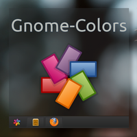 Gnome-Colors start orb by vicing