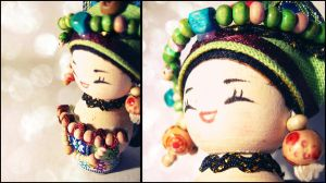 Chinagirl by clarisaponcedeleon