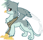 Griffon Oc by SecretMonsters