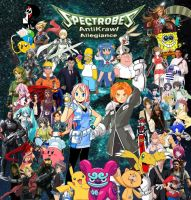 Spectrobes Crossover Complex by TigrisISA