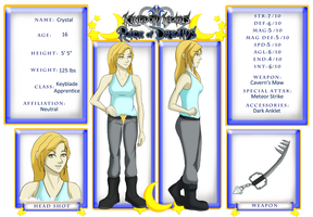 Crystal's Race of Dreams profile by Kutlessrocker