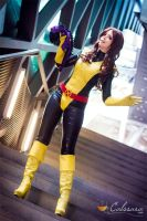 X-Men - Shadowcat Kitty Pryde by Calssara