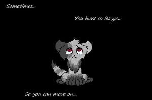 Sometimes... by 001glaceonice001