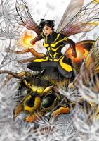Wasp by RexJustFed