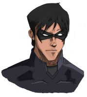 Nightwing by MechsuitBenders
