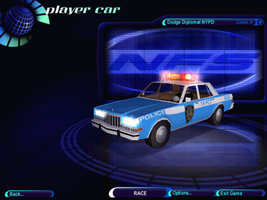 NYPD Dodge Diplomat by Rion-Fan
