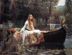 The Lady of Shalott by JesterOfChaos111