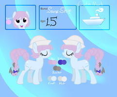 Snow Ship refe. *FIX UP, INFO, AND UPDATE* by Skull-gum