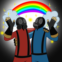 Rainbros by Py-Bun