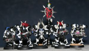 Lord'sChildren squad by Outlawgrave