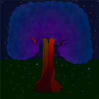 The Tree - Concept by Animela-WolfHybrid