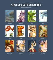 2010 Scrapbook by ashiong