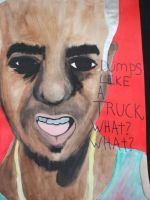 Sisqo by RickyGunther
