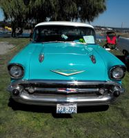 1957 Chevy Bel-Air II by Photos-By-Michelle