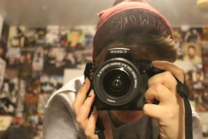 I got a new camera, c: by wc4r