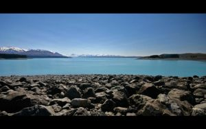 Pukaki New Zealand by Thrill-Seeker