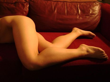 Anonymous Nude 102 by Rens102