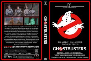 Ghostbusters DVD classic by jhroberts