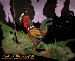 Year of the Rooster by Sighter