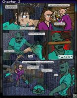 Minecraft: The Awakening Ch2. 27 by TomBoy-Comics