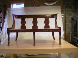 Merrywood bench by 10hammers