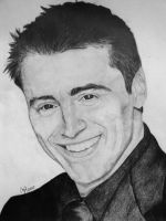 Matt LeBlanc - Joey Tribbiani by XxMondayMorningxX