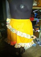 Chica Skirt from Five Nights at Freddys by snowtigra