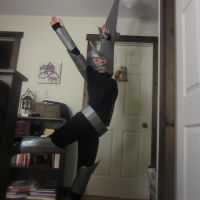 Halloween Costume 2012----LOL by Redrosesforever