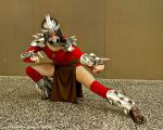 Fem Shredder Cosplay by SuspiciousTumbleweed