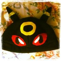 Umbreon Hat Version 2 by chkimbrough